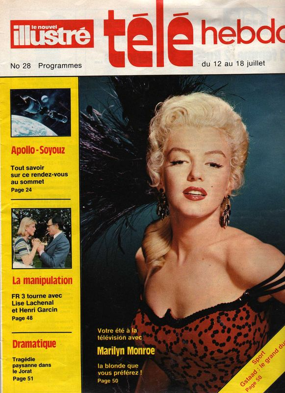 télé hebdo 1975