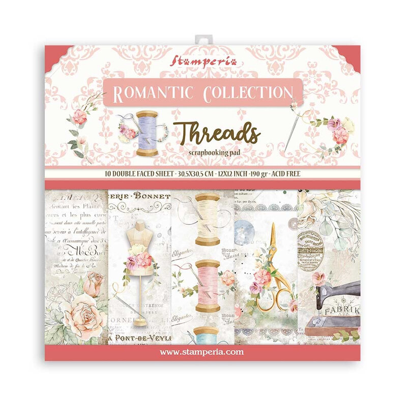 stamperia-romantic-threads-12x12-inch-paper-pack-s