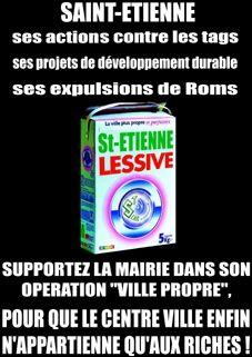 Cyril vs Maurice Vincent, Saint-Etienne ville propre (2012)net