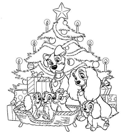 coloriage_noel_disney_a