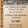Exposition 2011 au théatre de la halle - 1