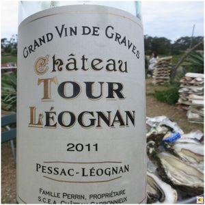 Pessac-Léognan Château Tour Léognan 2011