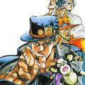 Jojo's bizarre and fabulous adventures