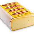 Pâté au fromage d'abbaye de maredsous