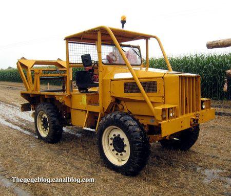 Brimont Latil tracteur forestier (5ème Fête Autorétro étang d' Ohnenheim) 01