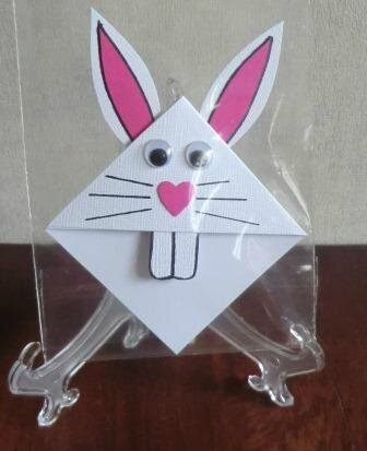 marque-page lapin