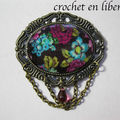 Des broches en liberty...