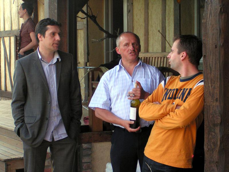 Jean-Michel, Luc, David A