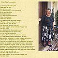 51 - 0099 - le chapeau de mon père - joseph denda & pierrette denda épouse lalande - 16 09 2008