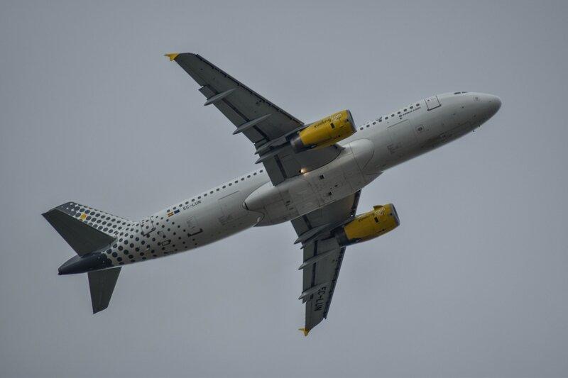 Airbus A320 de Vueling