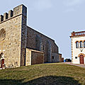 Saint martí d'empúries et castelló d'empúries : 2 villages médiévaux