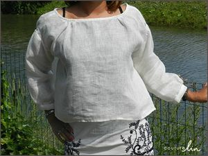 blouse-couture-lin-blanc