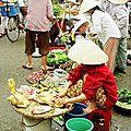 HOI AN - marché