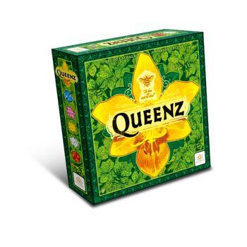 Boutique jeux de société - Pontivy - morbihan - ludis factory - Queenz