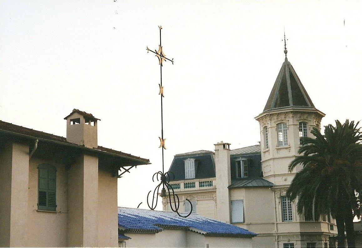 Vence, chapelle du Rosaire (06)