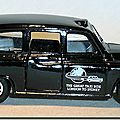 Austin FX4 London Taxi Matchbox B 04