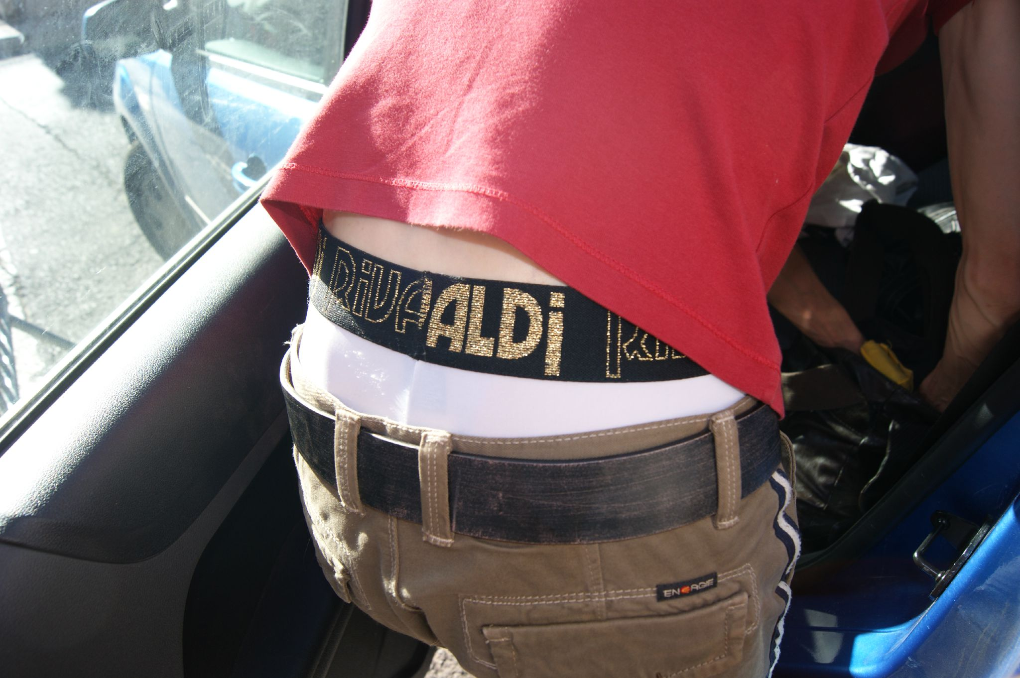 Le Retour d'Aldi !