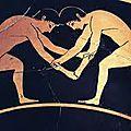 Moi, la lutte, sport olympique en danger !