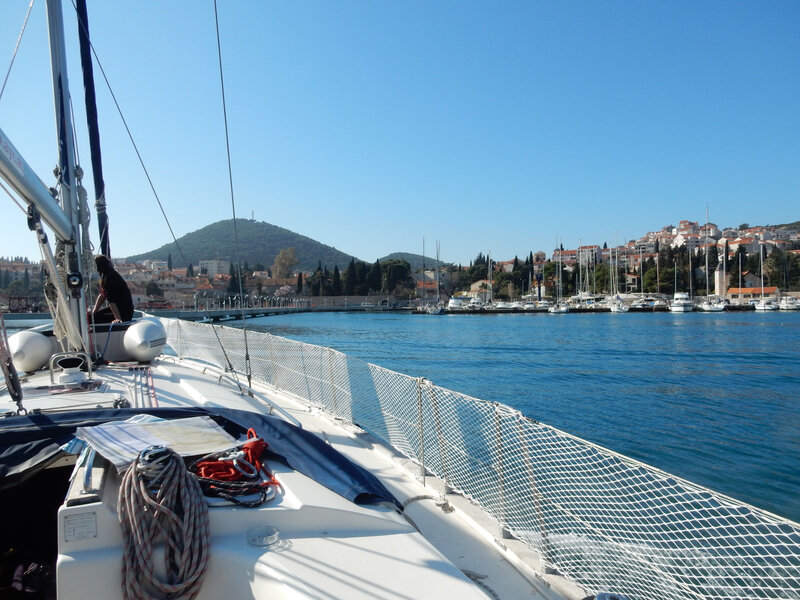 Gruz, le port de Dubrovnik 5