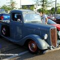 Ford V8 pick-up de 1935 (Rencard Burger King juin 2013) 01