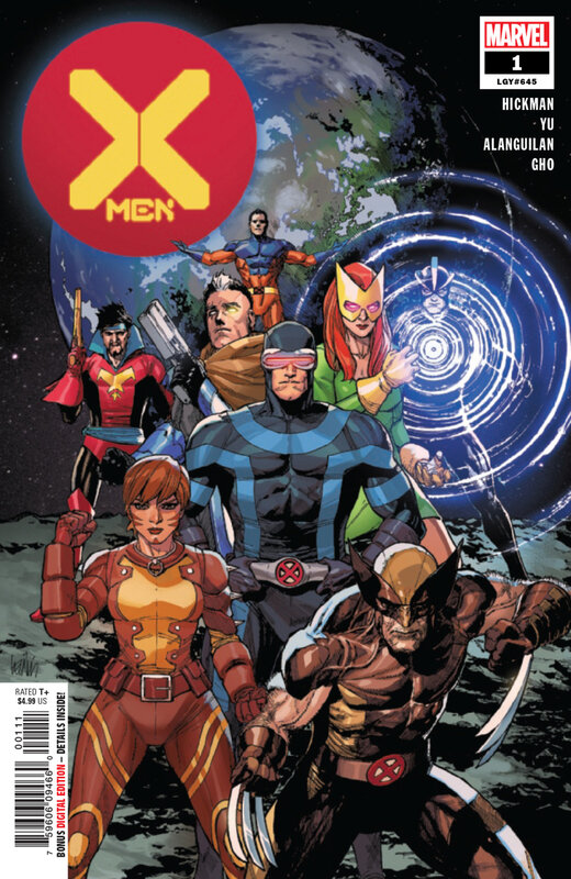 X-Men by Jonathan Hickman