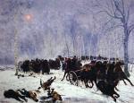 Detaille, En retraite (1873)