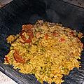 Marmite espagnol au cookeo