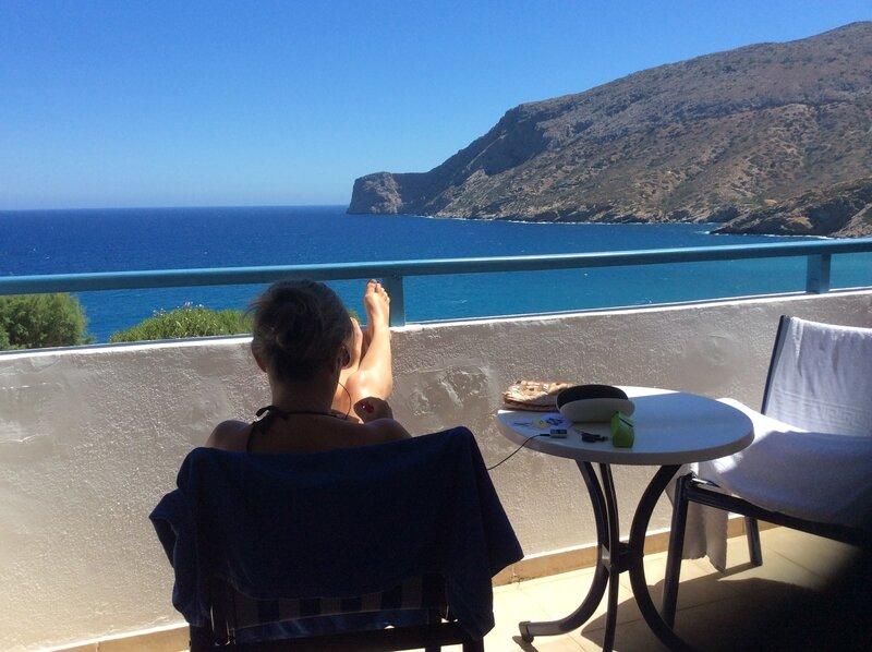 Sandquilt Crète