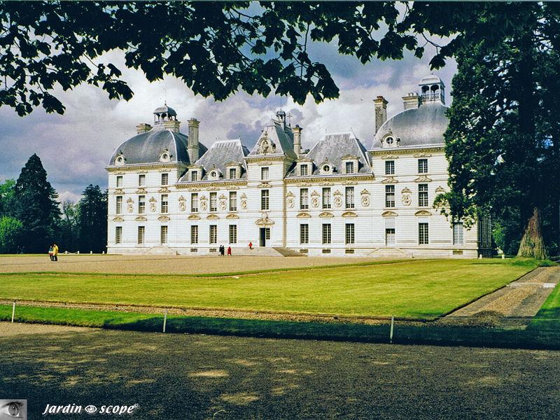 Le château de Cheverny dans le Loir & Cher (41)