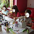 Atelier enfants, ou presque !!!