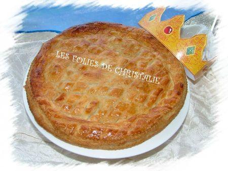 Galette des rois pommes cerises 5