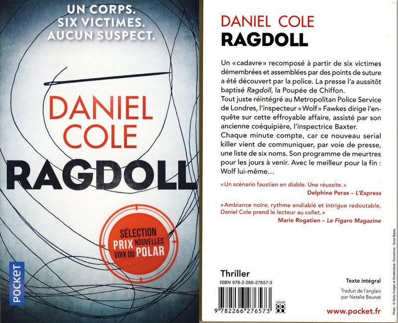 3 - Ragdoll - Daniel Cole