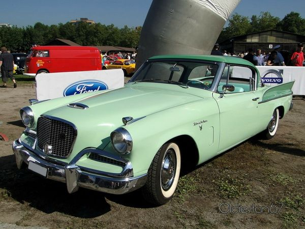 studebaker silver hawk coupe 1958 a