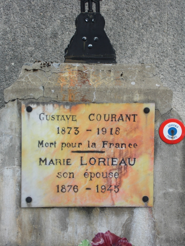 Courant Gustave
