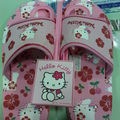 Claquettes hello kitty