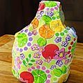 set de bowling fleurs et fruits (7)