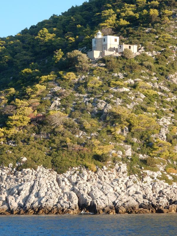 Nisis Oxia, le phare au sud de l'île 241018 4