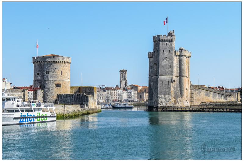 Du Port de Commerce dit Aliénor d'Aquitaine à la création du port La Rochelle – Pallice (1)