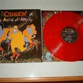 Queen A kind of magic vinyl rouge France