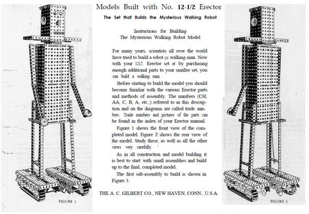 ERECTOR_ROBOT_A_C_GILBERT_NEW_HAVEN_MECCANO_ELECTRIQUE_ECLECTRICAL