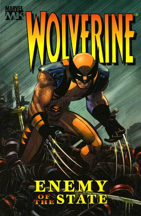 wolverine enemy of the state TPB