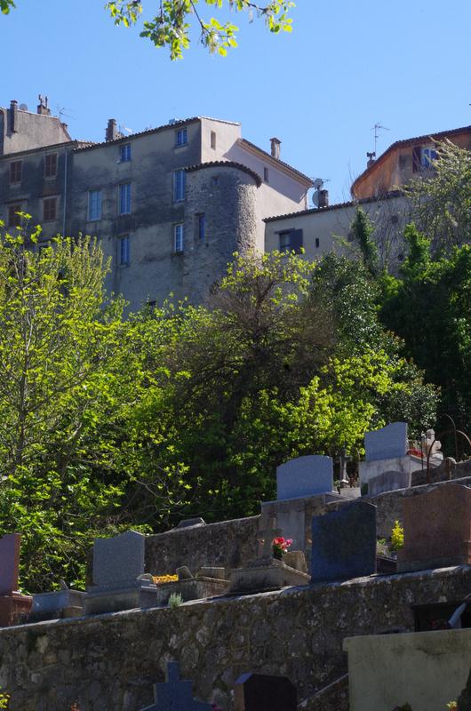 Fig. 13 : cimetière actuel