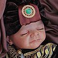 bébé reborn ethnique indien 009
