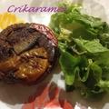 Palets de légumes grillés au thon