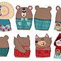 Kits d'initiation à la couture pour les enfants