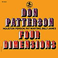 Don Patterson - 1967 - Four Dimensions (Prestige)