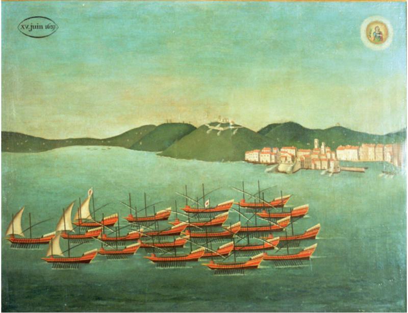 Le départ des Espagnols