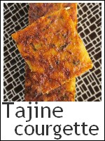 Tajine à la courgette - index