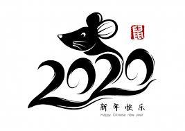 """Résultat de recherche d'images pour """"année du rat 2020"""""""