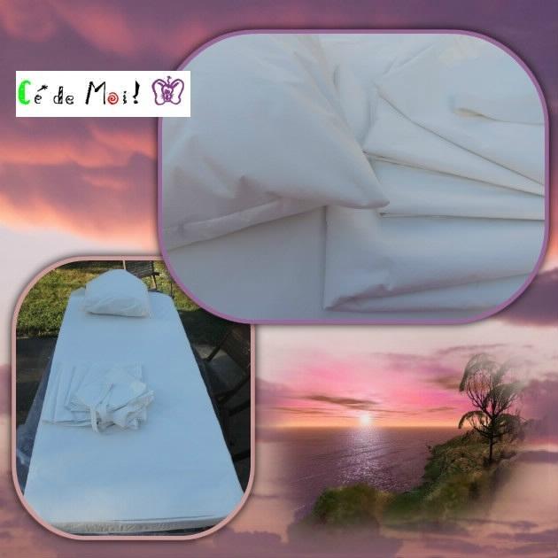 17-06-23 alèses et protections d'oreillers - défi Bonne nuit les petits un mois,une créa et +